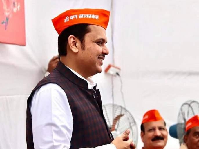 'Shiv Sena helpless, will raise voice even if they infringe on us' on issue of savarkar, devendra fadanvis in nagpur | 'शिवसेना तर लाचार, आमच्यावर हक्कभंग आणला तरी आवाज उठवणार'