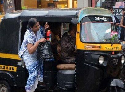 Rickshaw-taxi drivers remain confused about fare hike | रिक्षा-टॅक्सीचालकांमध्ये भाडेवाढीबाबत संभ्रम कायम
