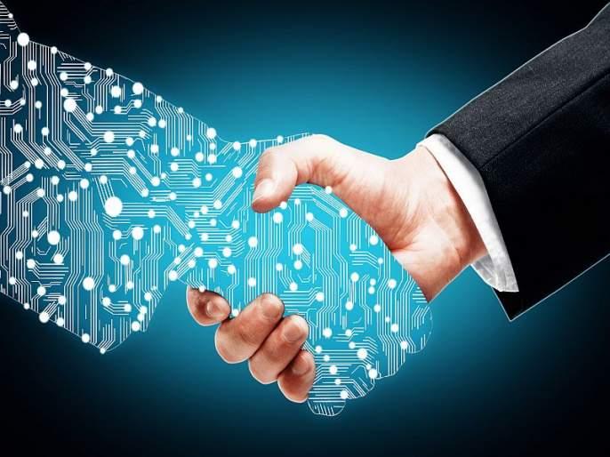 Match digital interference | सामना डिजिटलच्या हस्तक्षेपाशी