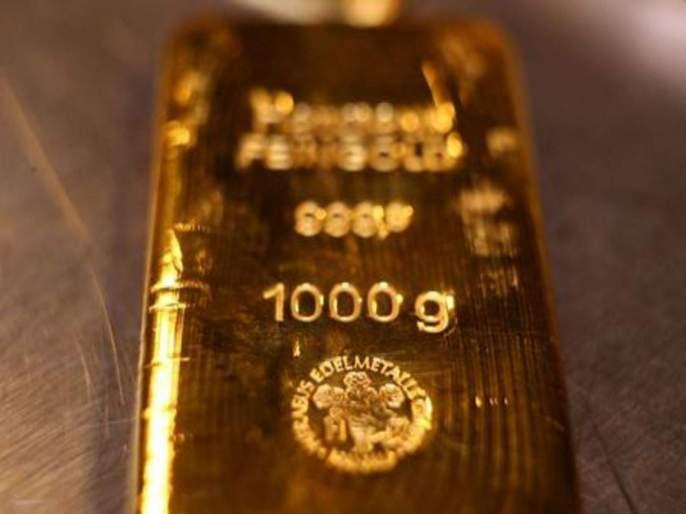 Gold Rates: Falling gold prices after three days; also Decline in silver rates | Gold Rates: सोन्याच्या दरात तीन दिवसांनंतर घसरण; चांदीमध्येही घट