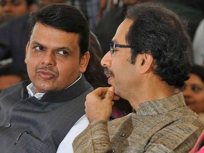 Fadnavis critics on shivsena after karnataka result byelection, Devendra's suggestive warning to Shiv Sen | फडणवीसांनी मोदींची 'री' ओढली, देवेंद्रांचा शिवसेनेला सूचक इशारा