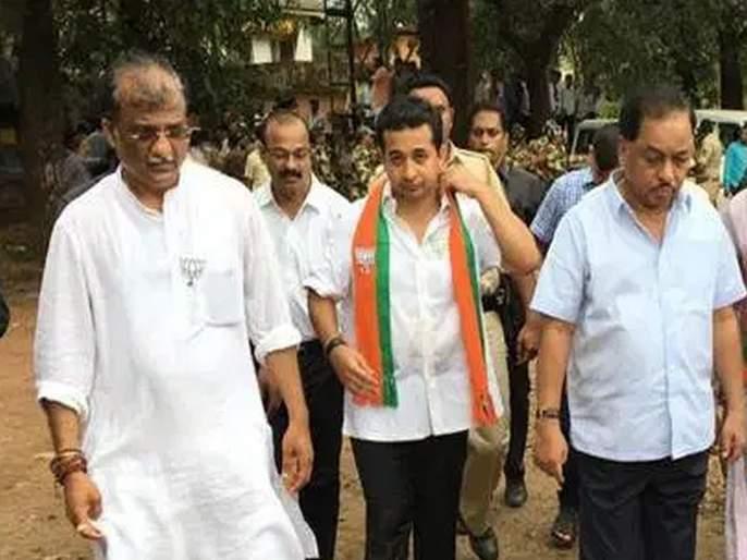 Maharashtra Election 2019: secret of Nitesh Rane's became MLA in 2014 is revealed? Sandesh Parkar writes post | Maharashtra Election 2019: ज्याच्या सोबत 'संदेश' असतो तोच आमदार बनतो; नितेश राणेंच्या आमदारकीचे गुपित उघड?
