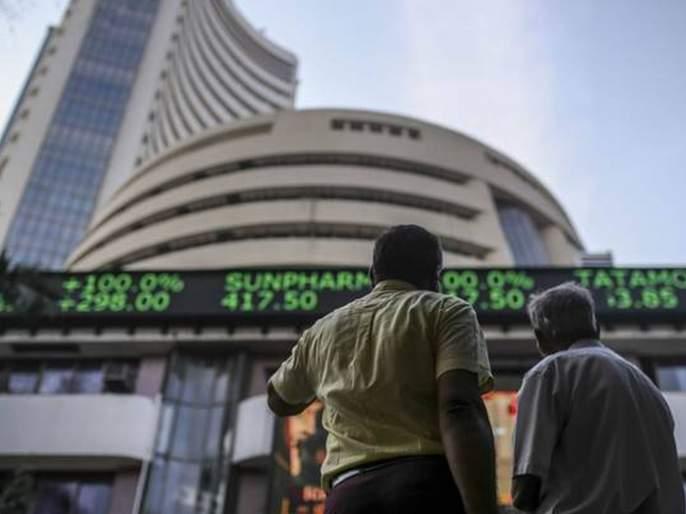 Big jump in the stock market; Sensex crossed 50,000 for the first time | बायडेन धमाका! शेअर बाजारात मोठी उसळी; सेन्सेक्स पहिल्यांदाच 50000 पार
