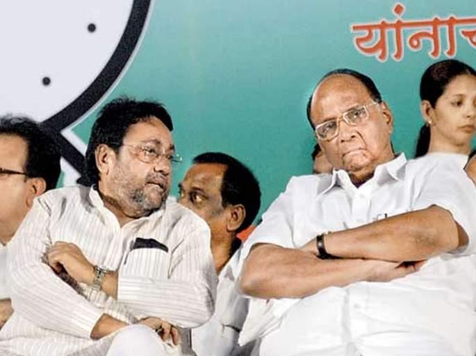 If BJP claims to form government, NCP will vote against it; NCP leader's warned | महाराष्ट्र निवडणूक 2019: भाजपाने सत्तास्थापनेचा दावा केल्यास...; राष्ट्रवादीचा राज्यपालांना इशारा