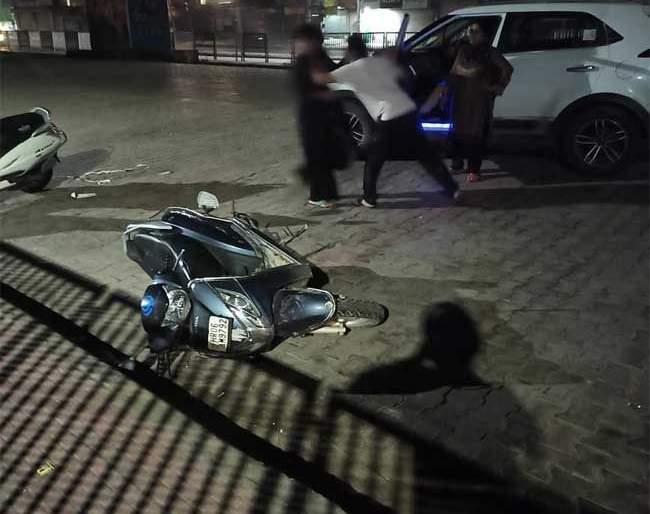 'Husband, Wife and Wo' on Panipat Highway at midnight; Caught redhand | मध्यरात्री पानिपतच्या हायवेवर 'पती, पत्नी और वो'मध्ये धुमशान; दीराच्या मदतीने पकडले