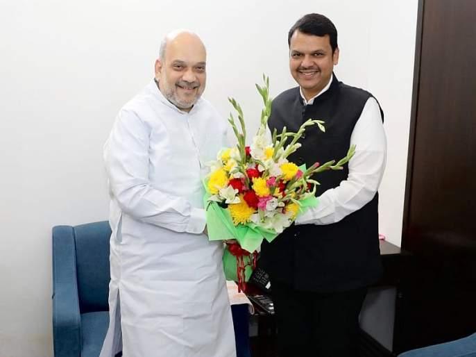 Speed up the establishment of power, power without the Shiv Sena; Hints of CM fadanvis | सत्ता स्थापनेच्या हालचालींना वेग, शिवसेनेशिवाय सत्ता; मुख्यमंत्र्यांचे संकेत