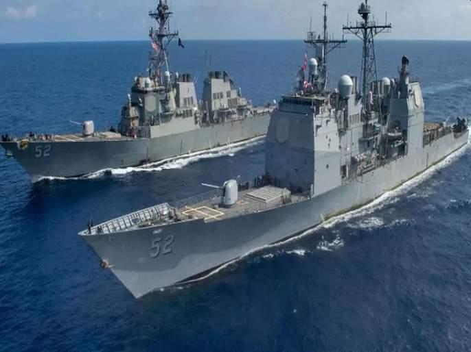China's big move on Corona oppose; Two warships sent towards Taiwan hrb | धक्कादायक! चीनची कोरोनाविरोधावर मोठी चाल; दोन युद्धनौका तैवानच्या दिशेने रवाना