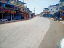 Markets in Vikramgad will remain closed till April 30 | विक्रमगड शहरातील बाजारपेठ ३० एप्रिलपर्यंत राहणार बंद