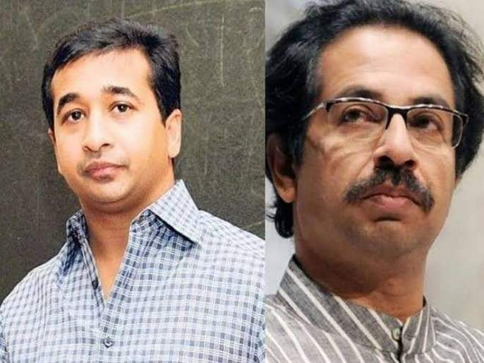 Uddhav Thackeray listened of Nitesh Rane; The criminal cases took back against the Nanar agitators | उध्दव ठाकरेंनी नितेश राणेंचे ऐकले; नाणार आंदोलकांवरीलही गुन्हे मागे घेतले