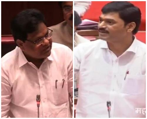 Irregularity in Jalakit Shivar Yojana | जलयुक्त शिवार योजनेत गैरव्यवहार झाला ; जलसंधारण मंत्र्यांची कबुली