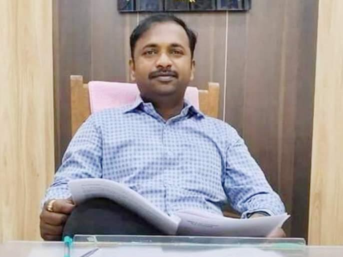 Dhanraj Pandey, the new Deputy Commissioner of the Municipal Corporation, who saved patients' bills of lakhs of rupees | रुग्णांचे लाखो रुपयांचे बिल वाचविणारे धनराज पांडे महापालिकेचे नवे उपायुक्त