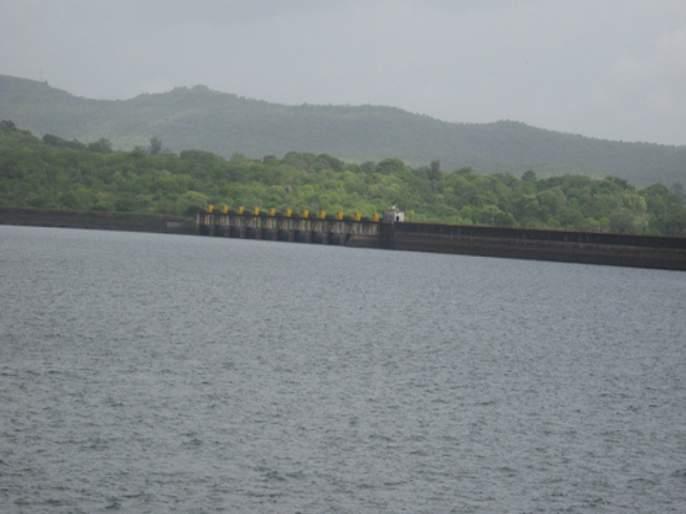 Near Waghur dam stock ninety   वाघूर धरणसाठा नव्वदीजवळ