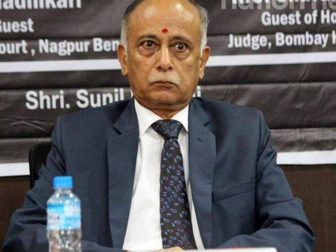 Justice Bhushan Dharmadhikari Seasonal Chief Justice of Mumbai High Court | न्या. भूषण धर्माधिकारी मुंबई उच्च न्यायालयाचे हंगामी मुख्य न्यायाधीश
