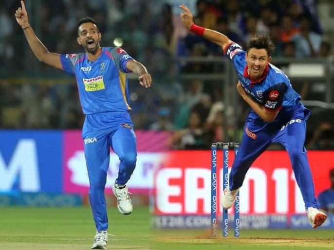 IPL 2020: What was the idea behind bringing Trent Boult and Dhawal Kulkarni to Mumbai Indians?, Zahir Khan | IPL 2020: बोल्ट, कुलकर्णी यांना संघात घेण्यामागे मुंबई इंडियन्सचा 'खास' प्लान!