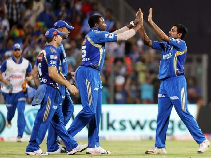 IPL 2020 : Dhawal Kulkarni will now play for Mumbai Indians in the upcoming IPL after being traded by Rajasthan Royals | IPL 2020 : मुंबई इंडियन्सचा माजी खेळाडू परतला; राजस्थान रॉयल्सला आणखी एक धक्का बसला
