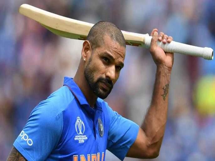 ICC World Cup 2019: Shikhar Dhawan has been out of the team for three weeks due to injury   ICC World Cup 2019 : टीम इंडियाला जबरदस्त धक्का, दुखापतीमुळे शिखर धवन तीन आठवडे संघाबाहेर