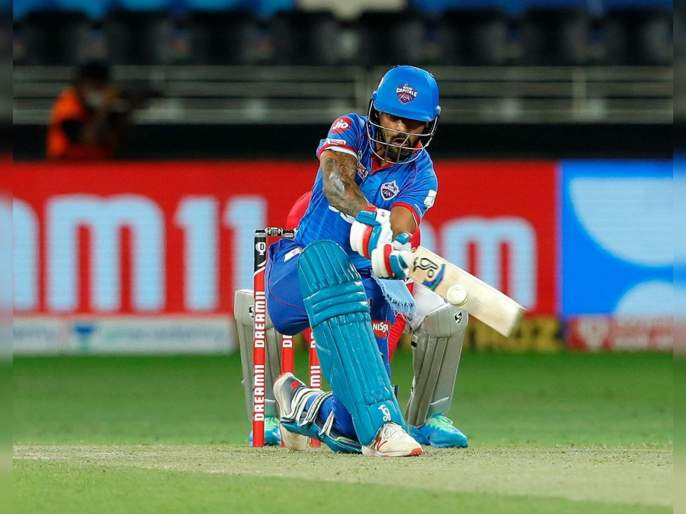 KXIP vs DC Latest News : Shikhar Dhawan becomes the first player in IPL history to score consecutive hundreds | KXIP vs DC Latest News : शिखर धवननं किंग्स इलेव्हन पंजाबला झोडपले; शतकासह IPL मध्ये मोठा पराक्रम केला