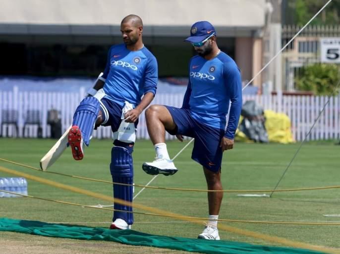 ICC World Cup 2019 : Rishabh Pant is being flown to England as standby for the injured Shikhar Dhawan in India's WC squad | ICC World Cup 2019 : रिषभ पंत इंग्लंडसाठी रवाना होणार, पण धवनला बदली खेळाडू म्हणून नव्हे तर...