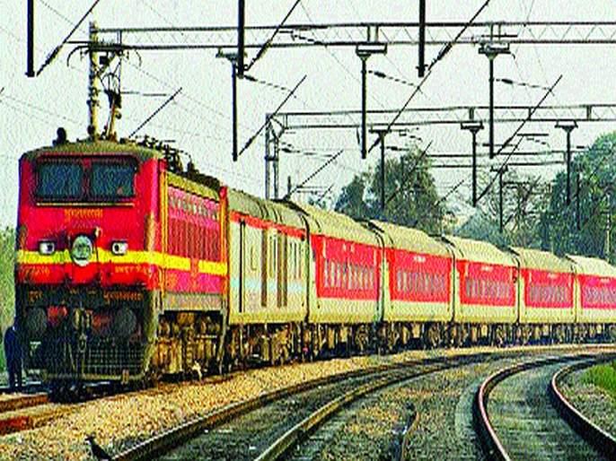 Special express full on Central Railway route | मध्य रेल्वे मार्गावरील विशेष एक्स्प्रेस फुल्ल