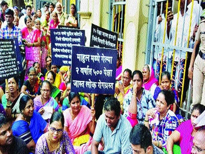 Pure air, pure water is our basic right; CM Uddhav Thackeray expectation of Mahul residents   शुद्ध हवा, शुद्ध पाणी हा आमचा मूलभूत अधिकार;मुख्यमंत्र्यांकडून माहुलवासीयांना अपेक्षा