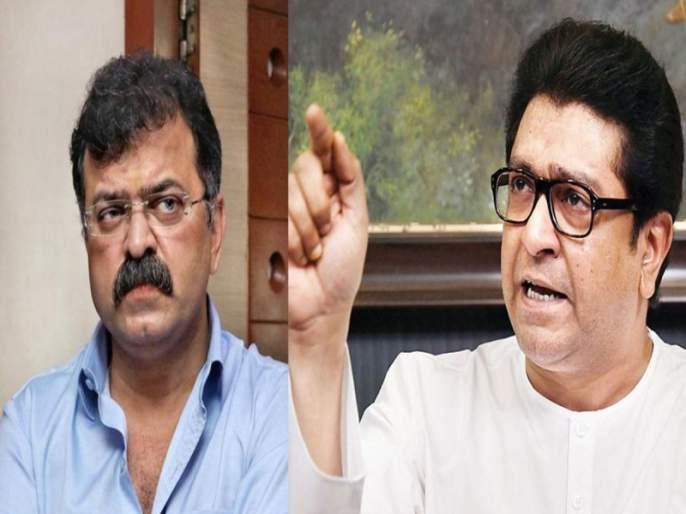 Jitendra avhad News : MNS leader Kirtikumar Shinde has demanded action against Minister Jitendra Awhad on the beating mac | Jitendra Awhad: जितेंद्र आव्हाडांच्या चेहऱ्यावरचा 'संविधानवादा'चा बुरखा फाटला; मनसेतील 'दुसरं' मत