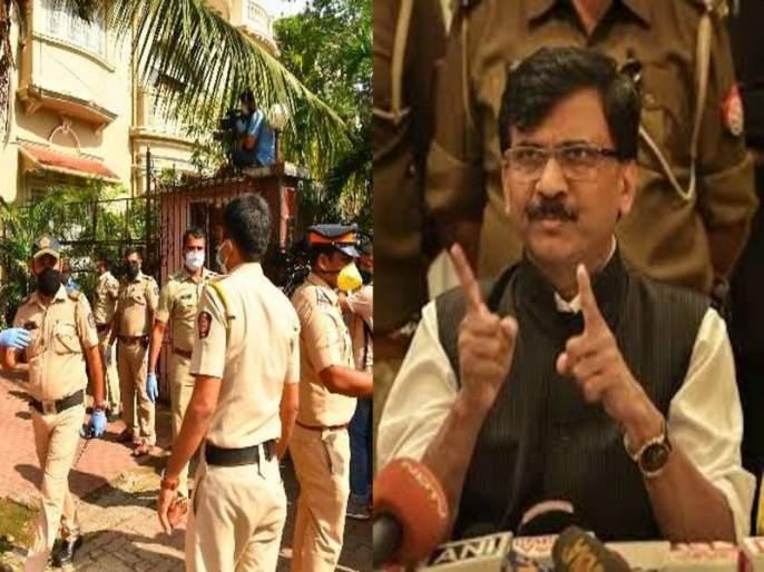 Sushant Singh Rajput did not have a good relationship with his father, said Shiv Sena leader Sanjay Raut | सुशांतच्या आत्महत्येचा तपास नको तितका जास्त का खेचला?; संजय राऊतांचा मुंबई पोलिसांना सवाल