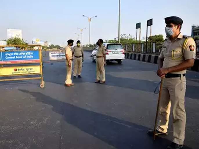 Coronavirus: Police action against 826 drivers in one day; A fine of Rs three lakh was also recovered | Coronavirus: एका दिवसात 826 वाहन चालकांवर पोलिसांची कारवाई; तीन लाखांचा दंडही केला वसूल