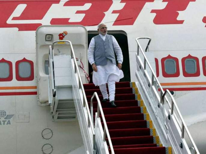 Pakistan's restrictions for Modi's aircraft are looser | मोदींच्या विमानासाठी पाकचे निर्बंध शिथिल