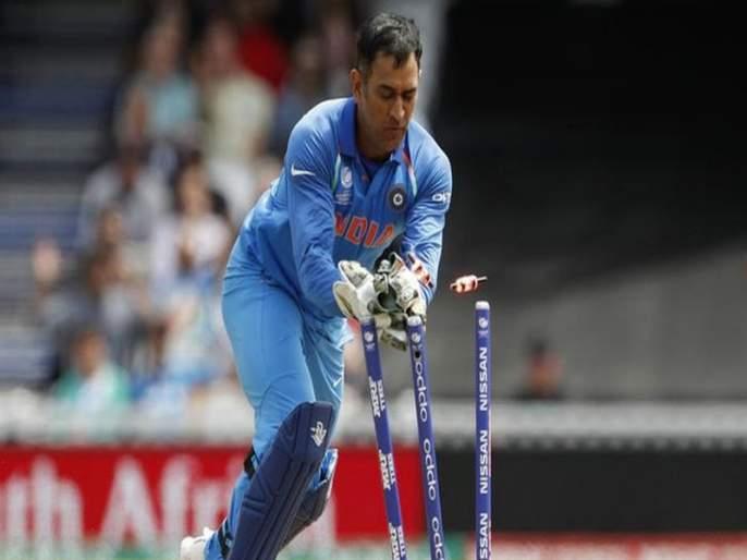 Asia Cup 2018: The milestone reached by Mahendra Singh Dhoni in the final | Asia Cup 2018 : 'हा' विक्रम रचणारा महेंद्रसिंग धोनी ठरला पहिला भारतीय