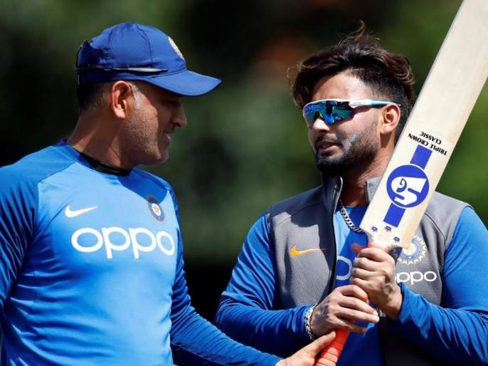 India vs West Indies : Rishabh Pant will have a chance to surpass MS Dhoni's record of most dismissals in T20Is between India and West Indies | India vs West Indies: रिषभ पंतला विंडीज मालिकेत महेंद्रसिंग धोनीचा विक्रम मोडण्याची संधी