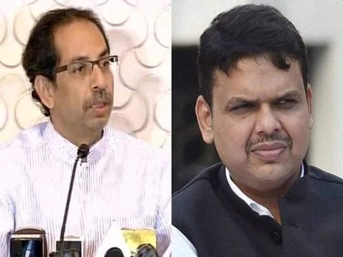 CM Uddhav Thackeray has criticized former CM Devendra Fadnavis | 'जे कोण थिल्लर चिल्लर आहेत, मला त्यांच्याकडे बघायला वेळ नाही'; मुख्यमंत्र्यांचा फडणवीसांना टोला