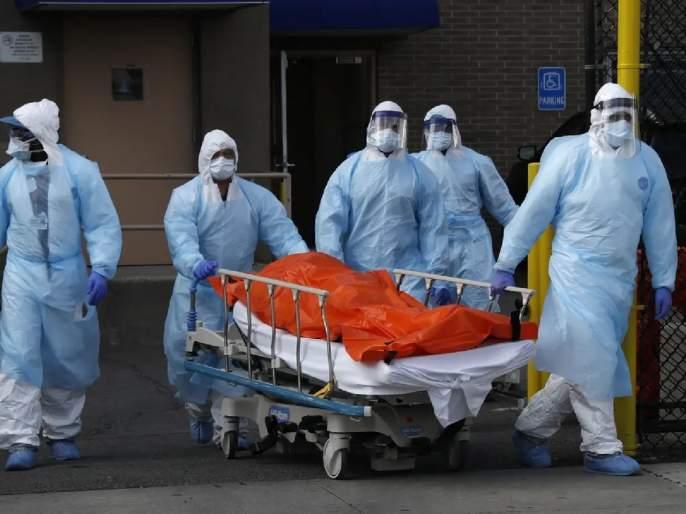CoronaVirus Marathi News 1,80,000 COVID19 cases in america 24 hours | CoronaVirus News : कोरोनाचा विस्फोट! अमेरिकेत गेल्या 24 तासांत तब्बल 1.80 लाख नवे रुग्ण, धडकी भरवणारी आकडेवारी