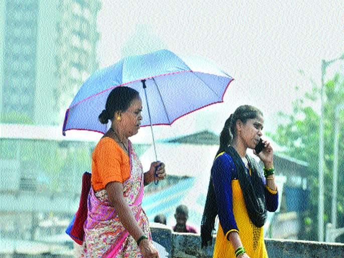 The monsoon returns after a month's delay | महिनाभराच्या विलंबानंतर मान्सून परतला