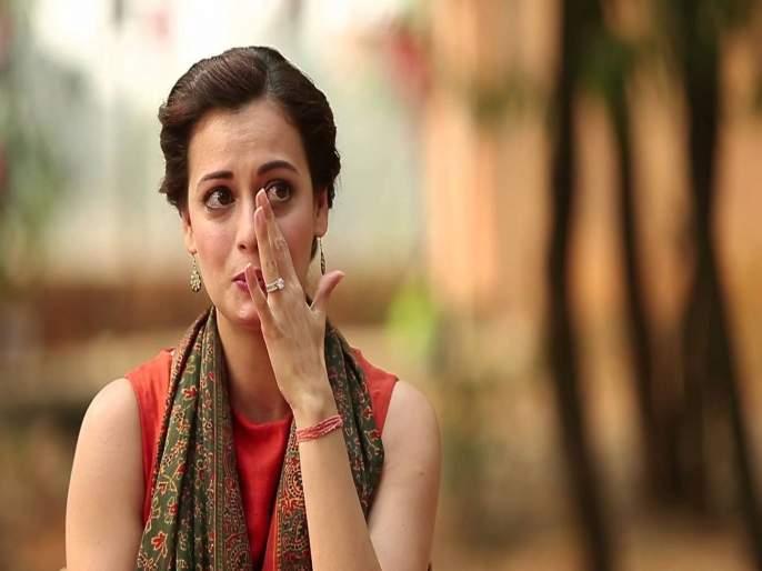 Shocking For This Reason Dia Mirza ran away from home at age of 5-SRJ | Shocking: अवघ्या 5 वर्षाची असताना घरातून पळून गेली होती 'ही' अभिनेत्री, कारण वाचून व्हाल थक्क