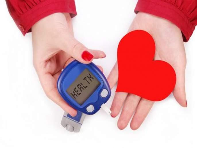 58 of diabetic deaths cause cardiovascular disease you must know the cause of diabetes | 58 टक्के डायबिटीज रूग्णांचा हृदयरोगाने मृत्यू; 'ही' आहेत मधुमेह वाढण्याची कारणं