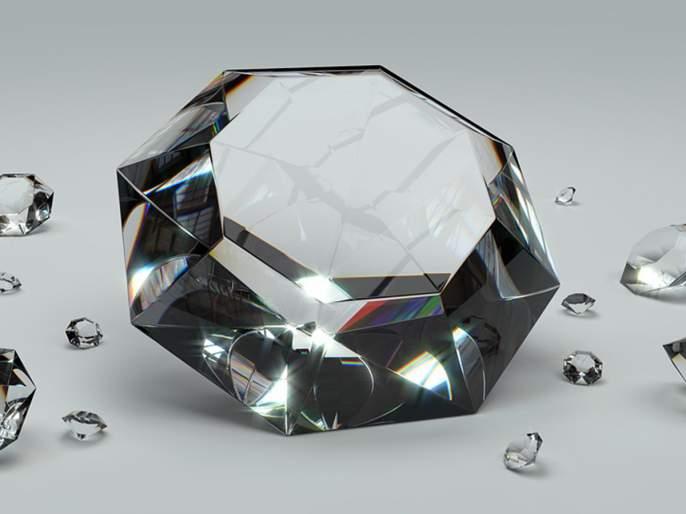 andhra pradesh kurnool farmer gets lucky digs up diamond value of 60 lakh in his field   शेतात हिरा सापडला अन् क्षणात शेतकरी लखपती झाला