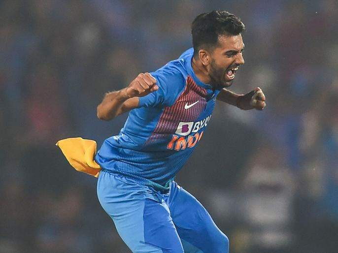 ICCAwards: Deepak Chahar's 6/7 against Bangladesh in November is the T20I Performance of the Year   ICCAwards: टीम इंडियाच्या दीपक चहरचा विशेष गौरव; मिळवला मानाचा पुरस्कार
