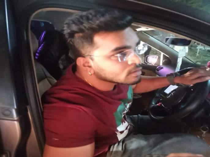 'Be it a collector or someone, do what you want'; car driver threatens the district collector of Aurangabad | 'कलेक्टर असो अथवा कोणी, काय करायचे ते करा'; भररस्त्यात जिल्हाधिकाऱ्यांना कारचालकाची अरेरावी