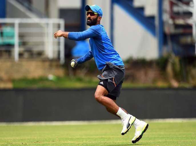 ICC World Cup 2019: Dinesh Karthik finally get entry into world cup squad after miss 2011 and 2015 Wc   ICC World Cup 2019 : तिसऱ्या प्रयत्नात कार्तिकला वर्ल्ड कपची बस पकडता आली, पण...
