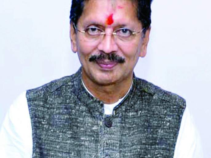 Jathar's self-esteem mortgage, Deepak Kesarkar's remarks: Nitesh Rane's tweet   जठारांचा स्वाभिमान गहाण, दीपक केसरकरांची टीका