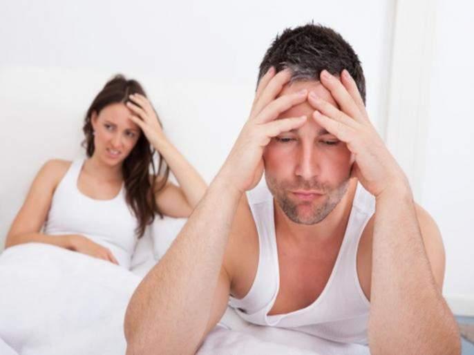 Men sex life can be ruined due to depression | 'या' एका गोष्टीमुळे उद्ध्वस्त होऊ शकतं पुरूषांचं लैंगिक जीवन!