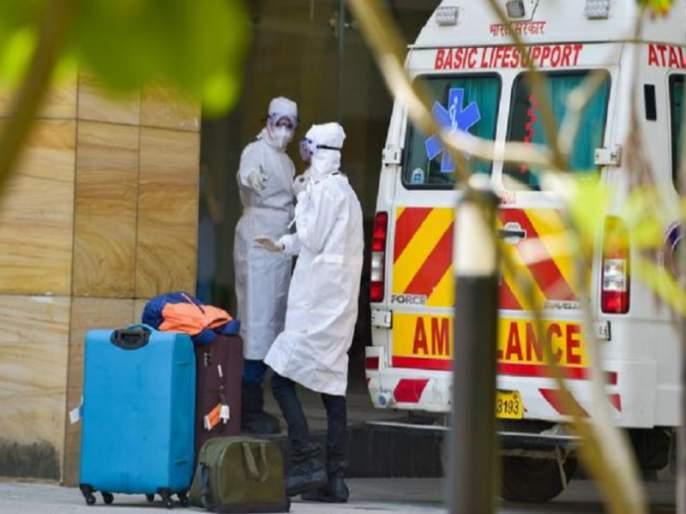 Corona virus : The crew went to the man, but five of the family survived | Corona virus : कर्ता पुरुष कोरोनाने हिरावून नेला, पण पाच कुटुंबीय बचावले