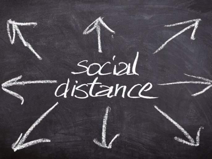 Corona training itself failed in 'social distancing' | कोरोना प्रशिक्षणातच 'सोशल डिस्टन्सिंग'चा फज्जा