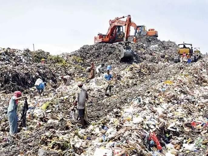 2 crore corruption smoke from lamps dumping | दिव्यातील डम्पिंगमधून ५०० कोटींच्या भ्रष्टाचाराचा धूर
