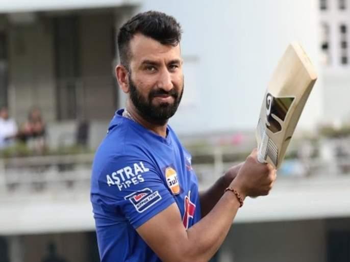 IPL 2021: Pujara is in a hurry, but why get a chance today ? | IPL 2021: पुजाराला झाली आहेघाई, पण आजमिळणार का संधी?; ट्विट करत म्हणाला...