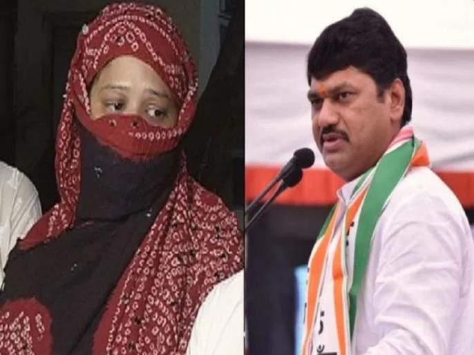 Renu Sharma, who had accused Minister Dhananjay Munde of rape, has withdrawn the rape complaint. | '...म्हणून मी धनंजय मुंडेंवरील बलात्काराची तक्रार मागे घेते'; रेणू शर्माने दिलं स्पष्टीकरण