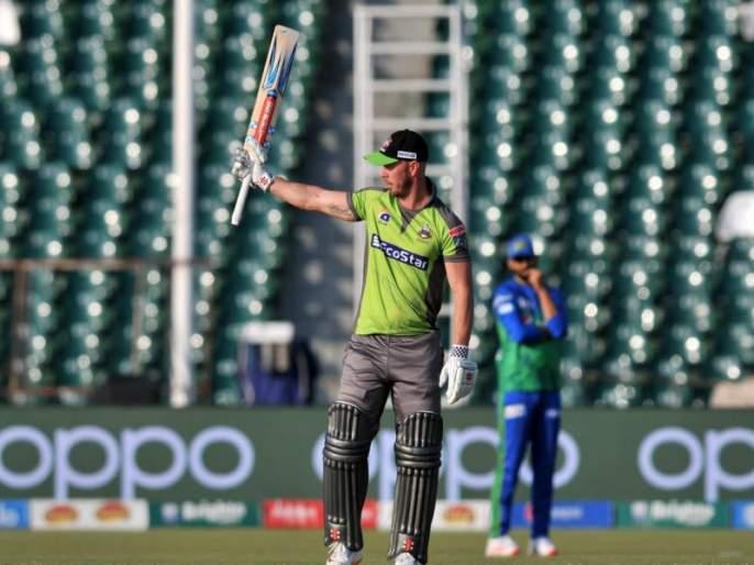 Chris Lynn scored a century in the Pakistan Super League | मुंबई इंडियन्सच्या फलंदाजाची शतकी खेळी; पाक गोलंदाजांना काढले बदडून
