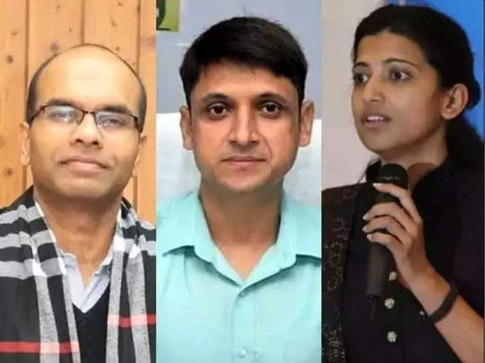 three ias officers raghuraj rajendran amrapali kata and mangesh ghildiyal appointed in pmo   PMOमध्ये तीन IAS अधिका-यांवर मोठी जबाबदारी; जाणून घ्या, मोदींसाठी का आहेत विशेष?