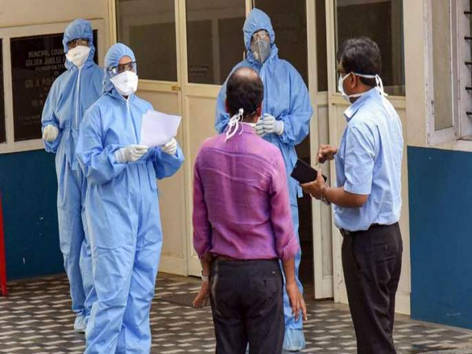 Mortality in Pune is still five per cent   CoronaVirus News: पुण्यात मृत्यूदर अद्यापही पाच टक्के