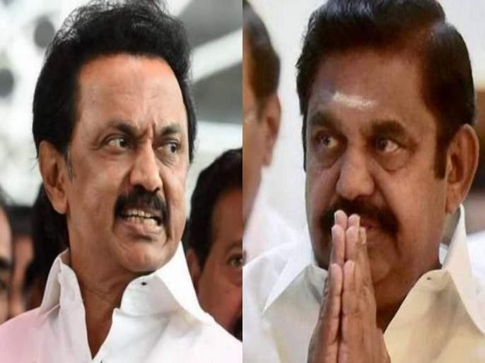 Tamil Nadu Lok Sabha Election 2019 Result: Tamil Nadu Lok Sabha Election 2019 Result : In first fight without Jayalalthiaa, Karunanidhi, big test for AIADMK, DMK | तमिळनाडू लोकसभा निवडणूक निकाल 2019:तामिळनाडूत AIADMK आणि DMK यांच्यात चुरस पाहायला मिळणार